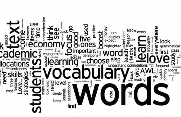 語彙 力 を 上げる に は